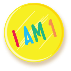 i-am-1-badge